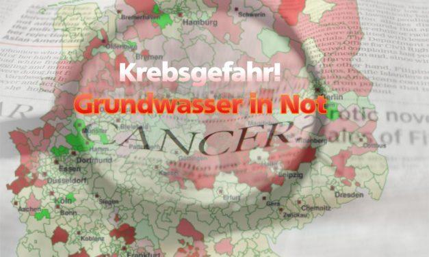 KREBSGEFAHR DURCH TRINKWASSER