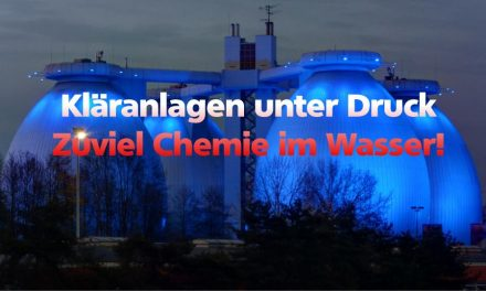 Chemikalien im Trinkwasser: Kläranlagen schaffen es nicht mehr