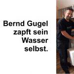 Überzeugend –  Water4Life Mitglied schwört auf seine Wassertankstelle