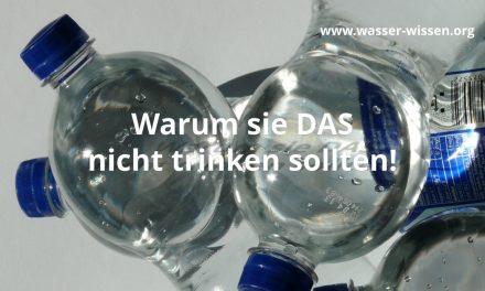 Deutsche Forscher ermitteln: Potenziell tödliches Mineralwasser