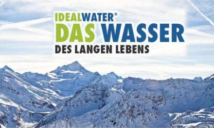 Ideales Wasser